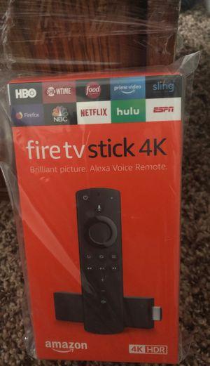 Fire Tv stick 4K for Sale in Fairburn, GA