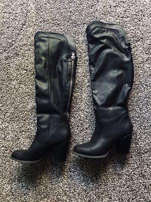 Black boots for Sale in Beaverton, OR