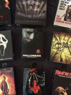 Horror Film Action Figure Collection By Neca for Sale in Tukwila,  WA