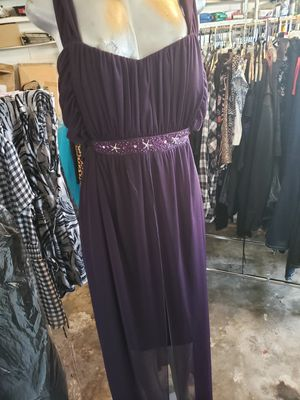 Plus size women's dress special occasion for Sale in Orlando, FL