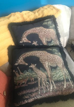 2Pillows for Sale in Visalia, CA