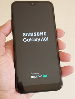 Samsung Galaxy A01 , Unlocked for All Company Carrier, Excellent Condition like New for Sale in Springfield,  VA