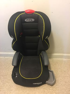 Graco Turbo kids car seat .... but in good condition..... price is negotiable..... for Sale in Woodbridge Township, NJ