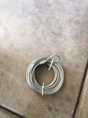 Warn UTV winch cable for Sale in Glendale, AZ