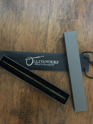 Harry Potter Universal Studios Collectible Wand for Sale in Diamond Bar, CA