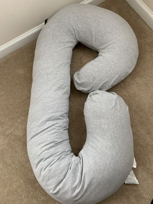 Leachco Snoogle Total Body Pillow & Cover for Sale in White Marsh, MD