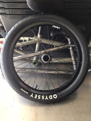 Odyssey bmx tires for Sale in Riverside, CA