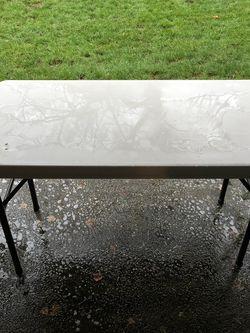 Lifetime Folding Table for Sale in Lakewood,  WA