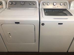 Maytag Washer & Electric Dryer for Sale in South Houston, TX