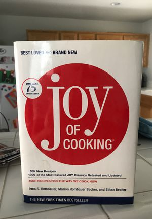 Joy of Cooking Book for Sale in Fontana, CA