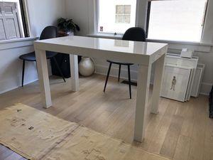 West Elm Parsons Desk for Sale in Long Beach, CA