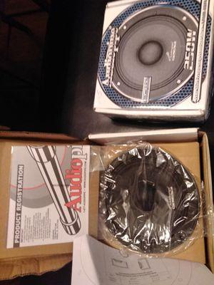 2 Audio Pipe 6.5 250 wats 8ho for Sale in Ocala, FL