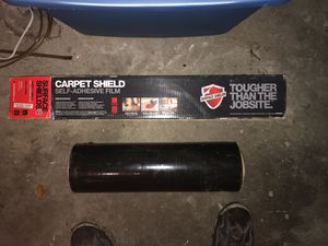 Carpet Shield & Shrink Wrap for Sale in Des Moines, WA