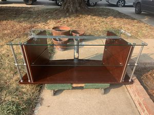 Entertainment center/ TV stand for Sale in Roseville, CA