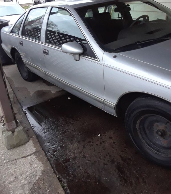 93 chevy caprice strong engine and trans with many new parts