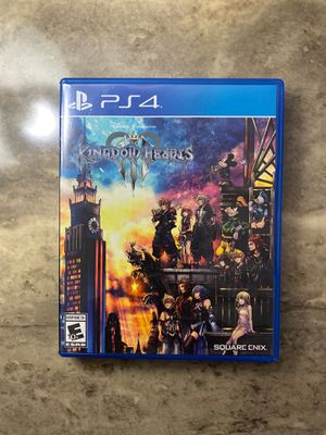 Kingdom hearts 3 for Sale in Clovis, CA