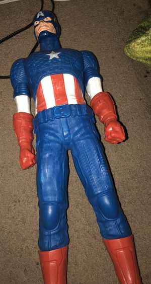 Captain America Giant Toy for Sale in Las Vegas, NV