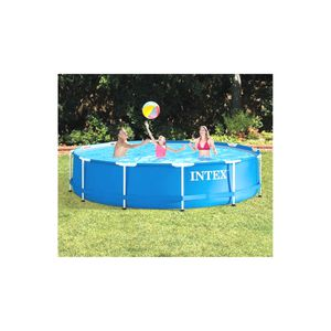 Intex 12 Foot x 30 Inches Metal Frame Pool for Sale in Orlando, FL