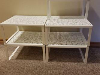 Set of 5 IKEA Variera Shelf Inserts for Sale in Mountlake Terrace,  WA