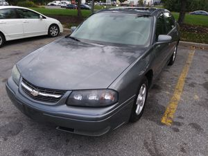 2005 Chevy Impala LS Fully Loaded for Sale in Elkridge, MD
