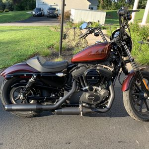 2018 Harley Davidson Iron 1200 for Sale in Sykesville, MD