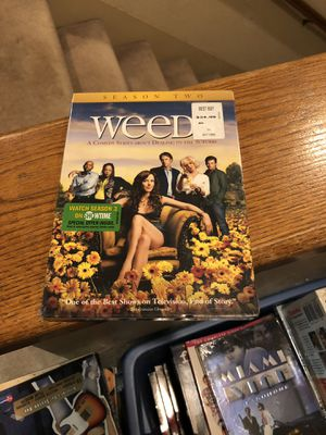Weeds Season 2 DVD Brand New Factory Sealed the Complete Second Season Series showtime for Sale in Buena Park, CA