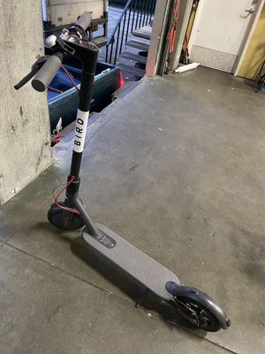 Bird electric scooter for Sale in Kent, WA