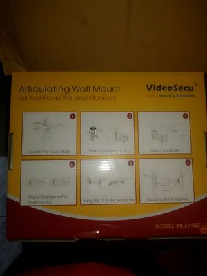 """2 wall mounts for flat panel 50"""" tvs for Sale in Hyattsville, MD"""