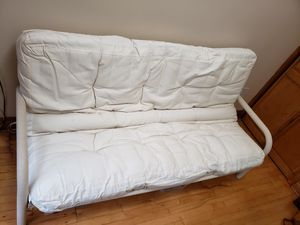 Futon with mattress for Sale in Chicago, IL