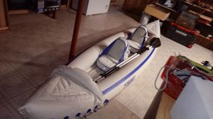 Sea Eagle inflatable kayak for Sale in Keshena, WI