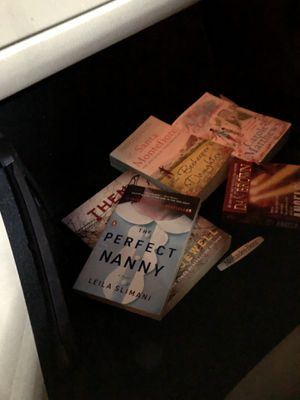"Bestseller books $2 each ""perfect nanny"" ""then she was gone"" for Sale in Dallas, TX"