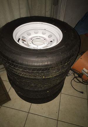Trailer tires for Sale in Brandon, FL