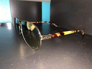 Oakley Feedback Gold Tortoise POLARIZED AVIATOR Women's Sunglass 4079-11 for Sale in Memphis, TN