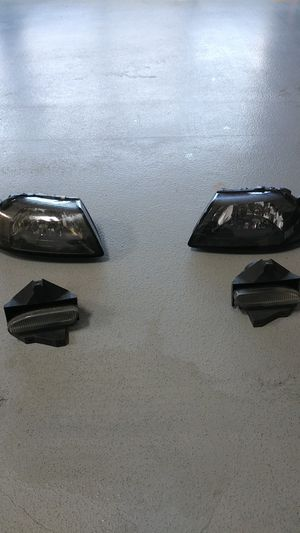 9904 Mustang headlights and fog light for Sale in Fort Worth, TX