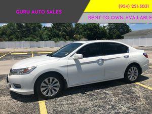 2015 Honda Accord for Sale in Miramar, FL