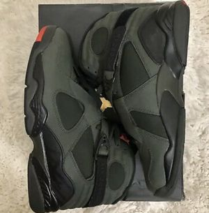 Retro Jordan 8s undefeated size 10 with og box for Sale in SeaTac, WA