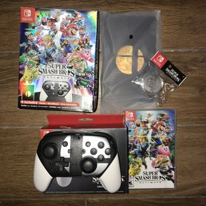 Super Nintendo Bundle for Nintendo Switch for Sale in Westminster, CA