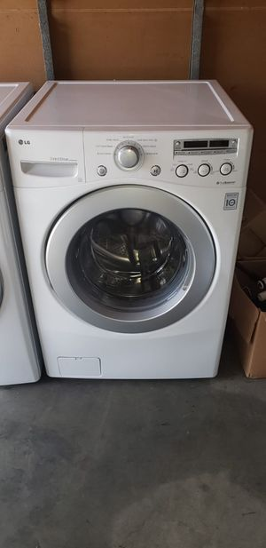 LG WASHER for Sale in E RNCHO DMNGZ, CA