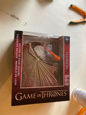 Game thrones action figures collectibles for Sale in Modesto, CA