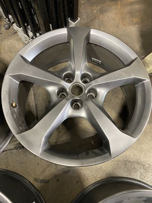 Used camaro OEM wheels/rims for Sale in Fort McDowell, AZ