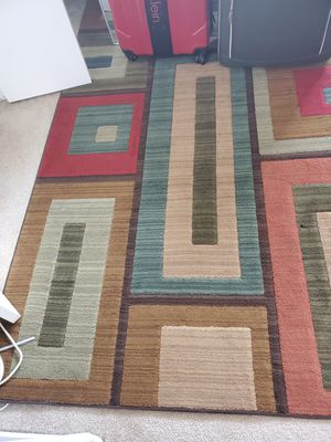 8x11 colorful rug for Sale in Falls Church, VA