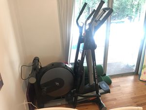 NordicTrack AudioStrider 990 - Elliptical Exercise Machine for Sale in Bellevue, WA