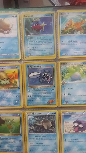 Pokemon Vintage and new 1995-2017 card collection for Sale in Coconut Creek, FL