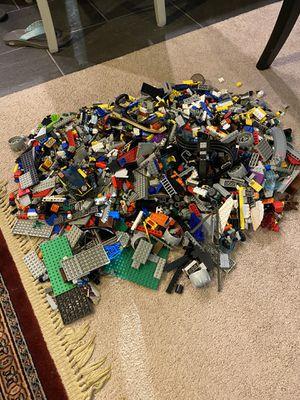10lbs of LEGOS for Sale in Cumming, GA