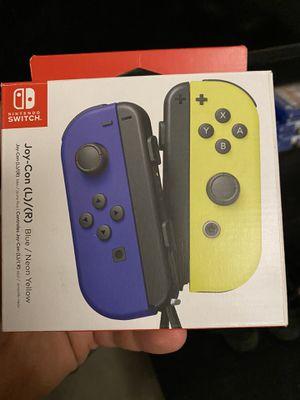Nintendo switch joy con controllers for Sale in Goodyear, AZ