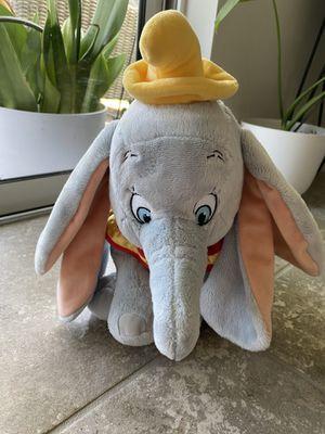 Large Disney Dumbo stuffed animal for Sale in Fort Myers, FL
