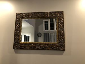Golden mirror for Sale in Naperville, IL