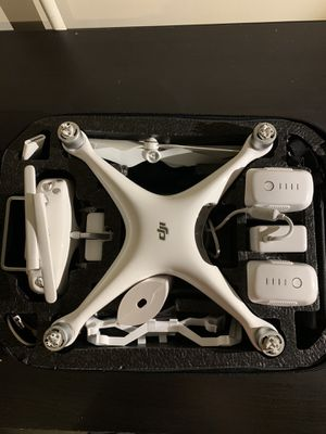 DJI Phantom 4 Drone!! 4K!! for Sale in Spring, TX