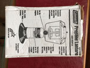 Propane Lantern for Sale in Dunn Loring, VA