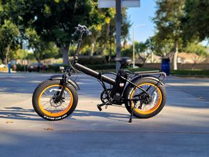 Electric Bike Fat Tire Folding Ebike for Sale in Chino Hills, CA